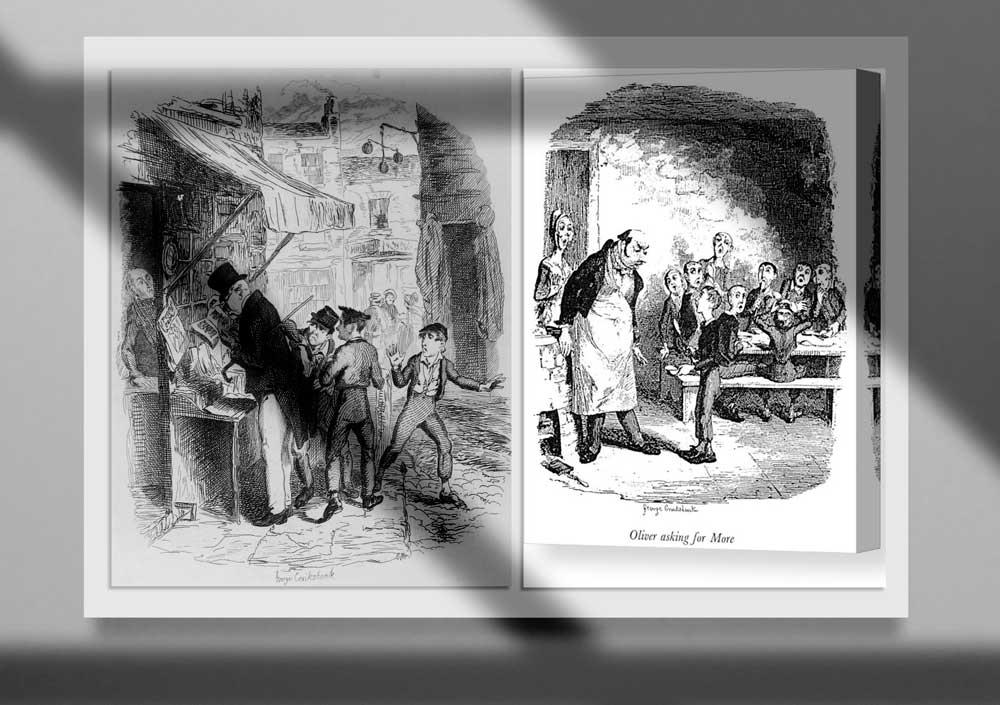 Storybook Illustration 5 - تصویرگری متن کتاب داستان