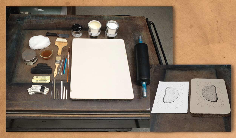تکنیک های چاپ در تصویرسازی