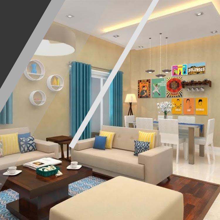 نکاتی برای دکوراسیون منزل با کمترین هزینه