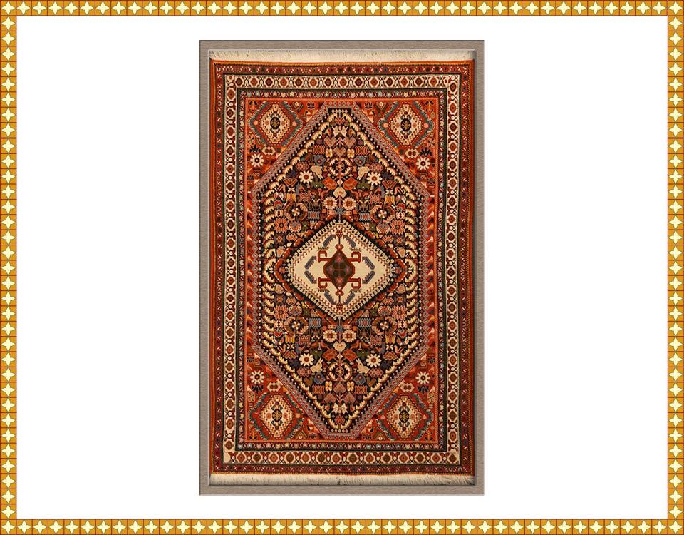 فرش در طراحی دکوراسیون به سبک ایرانی