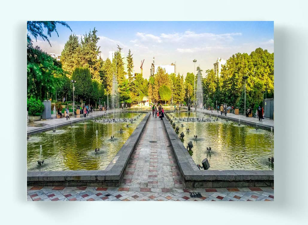 مکانهای مناسب عکاسی در تهران