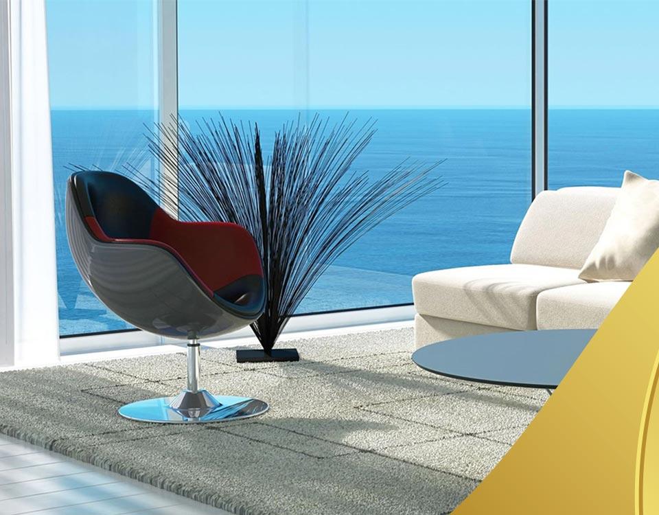 rugs in interior design 10 - فرش و طراحی دکوراسیون داخلی
