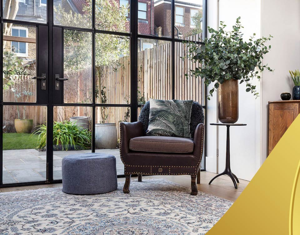 rugs in interior design 4 - فرش و طراحی دکوراسیون داخلی