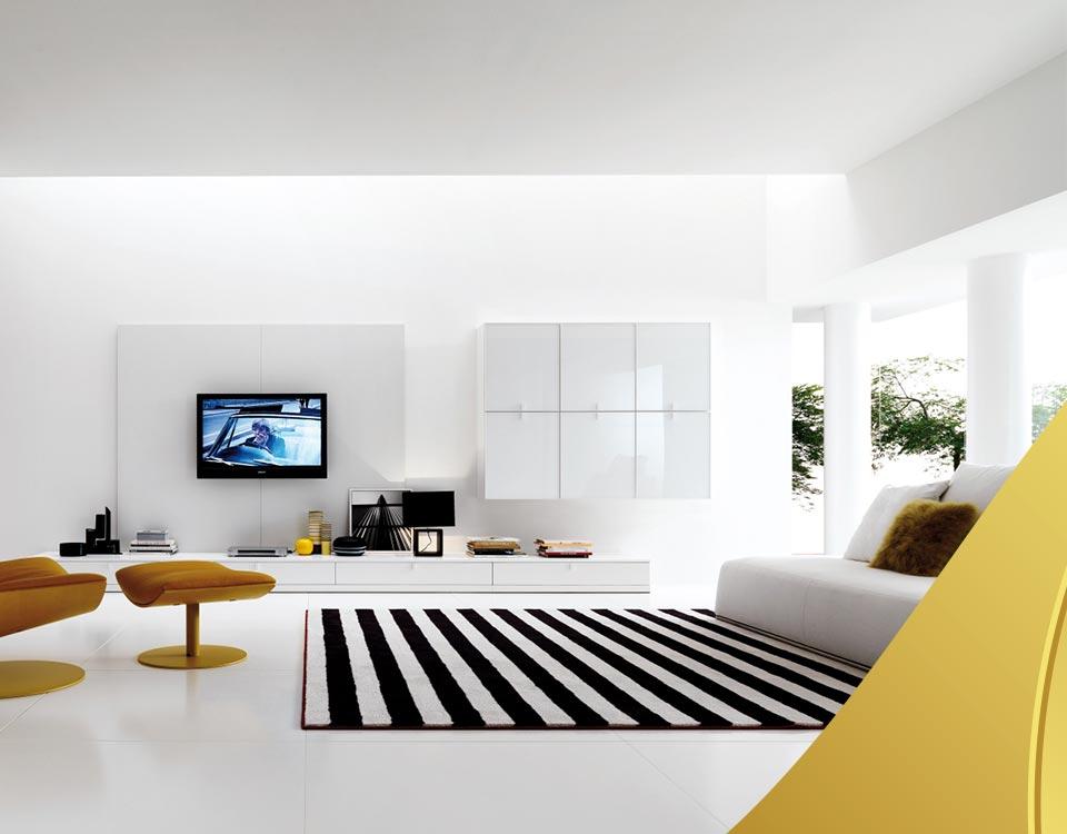 rugs in interior design 6 - فرش و طراحی دکوراسیون داخلی