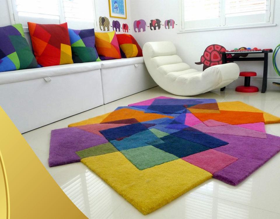 rugs in interior design 7 - فرش و طراحی دکوراسیون داخلی