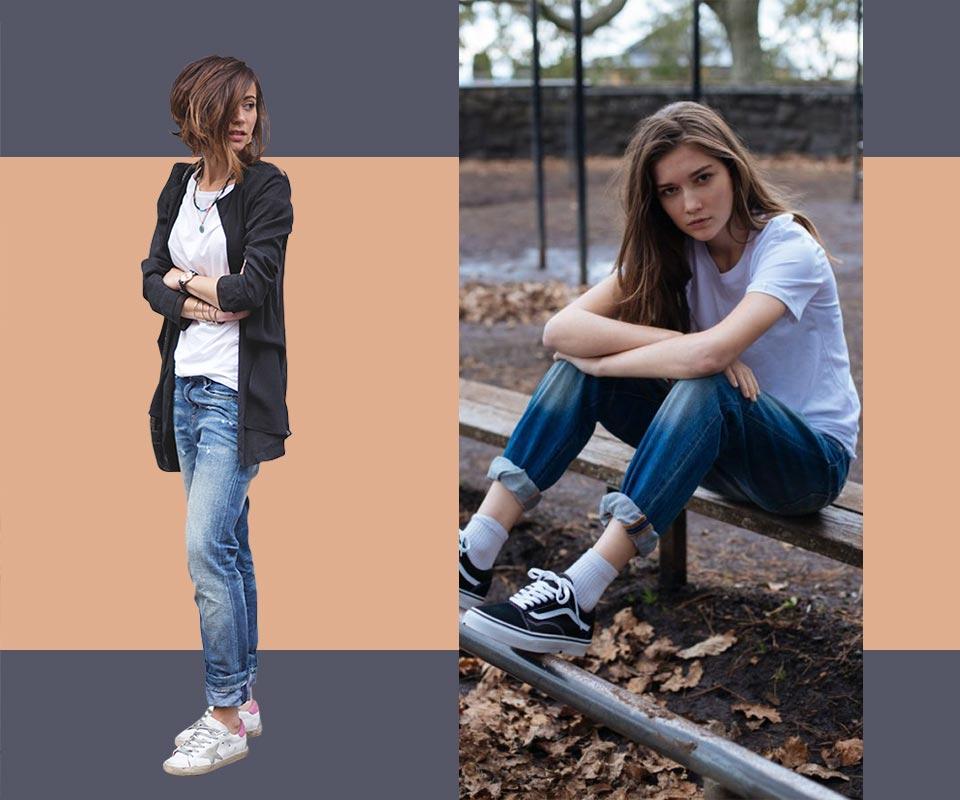 tomboy for women 15 - استایل تامبوی زنانه