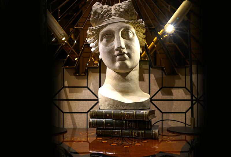 مجسمه در دکوراسیون داخلی
