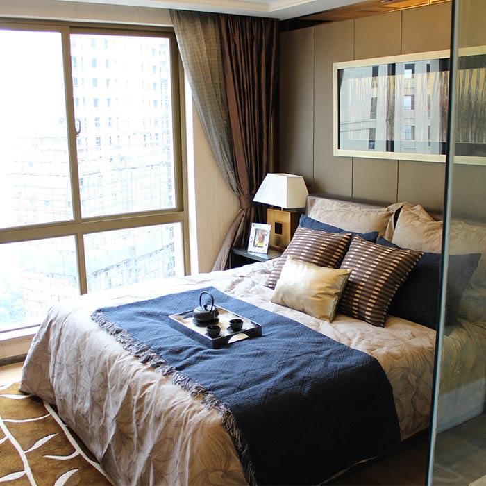 bedroom decoration 1 - انواع دکوراسیون برای اتاق خواب