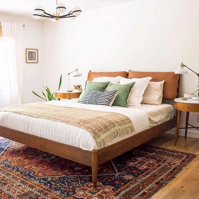 bedroom decoration 13 - انواع دکوراسیون برای اتاق خواب