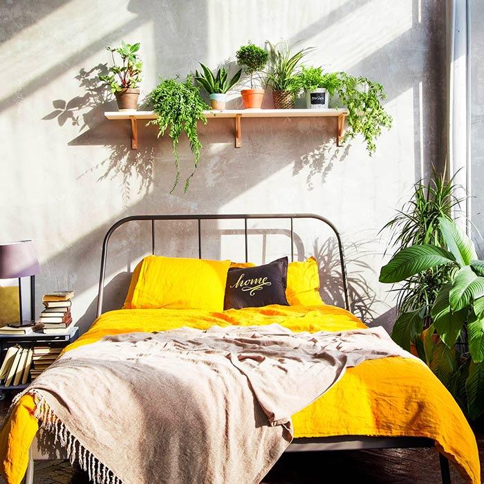 bedroom decoration 15 - انواع دکوراسیون برای اتاق خواب