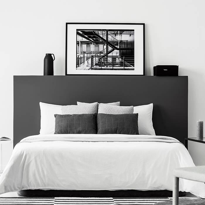 bedroom decoration 17 - انواع دکوراسیون برای اتاق خواب