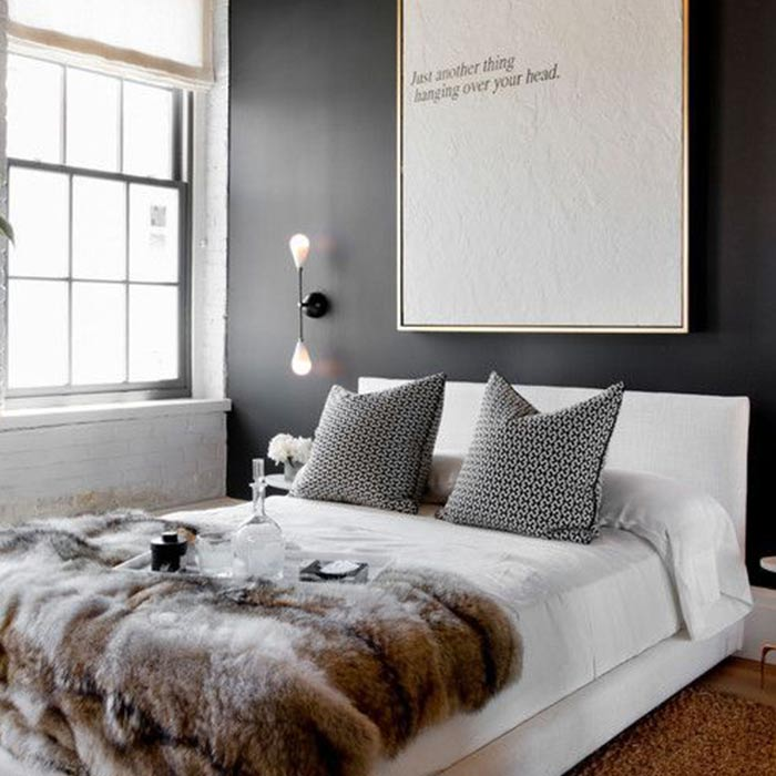 bedroom decoration 2 - انواع دکوراسیون برای اتاق خواب