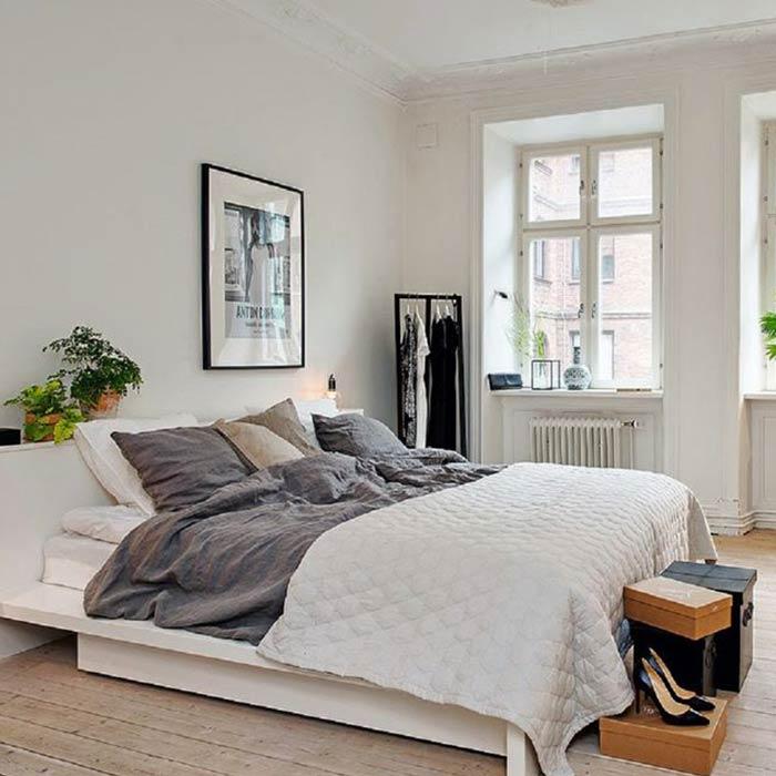 bedroom decoration 5 - انواع دکوراسیون برای اتاق خواب