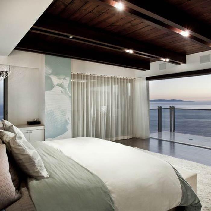 bedroom decoration 6 - انواع دکوراسیون برای اتاق خواب