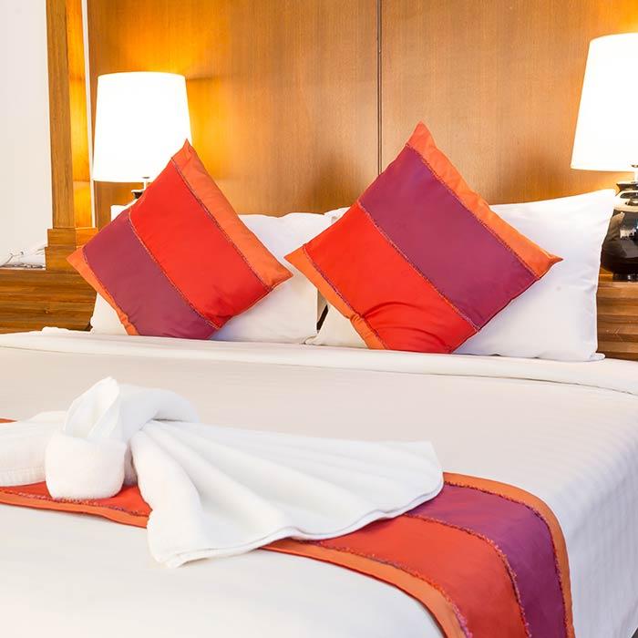 bedroom decoration 8 - انواع دکوراسیون برای اتاق خواب