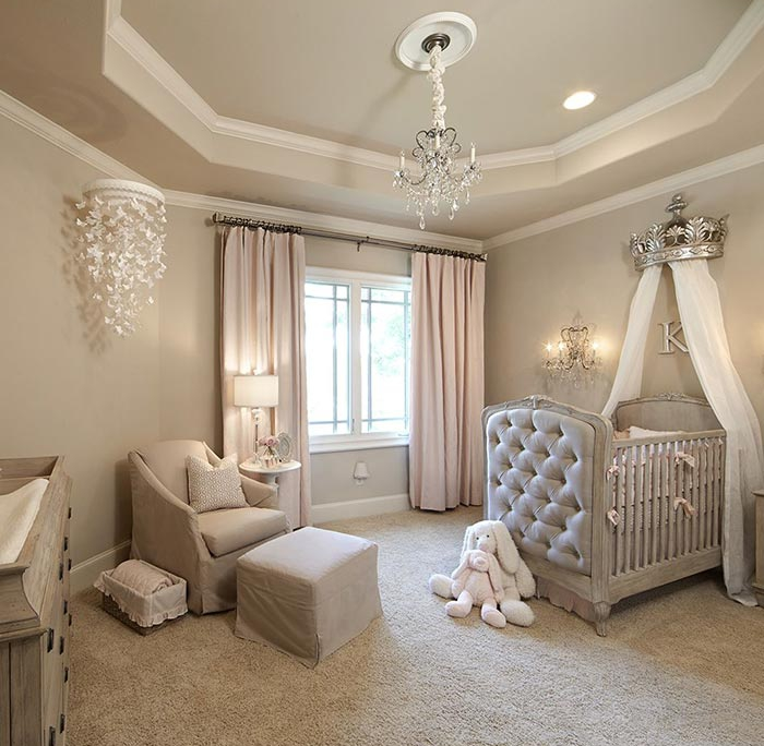 تغییرات ظاهری کوچک در تبدیل کردن اتاق دختر کوچک به اتاق دختر بزرگ