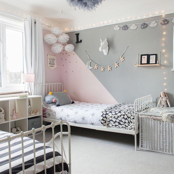 کلام آخر در طراحی اتاق خواب دختران از تولد تا نوجوانی
