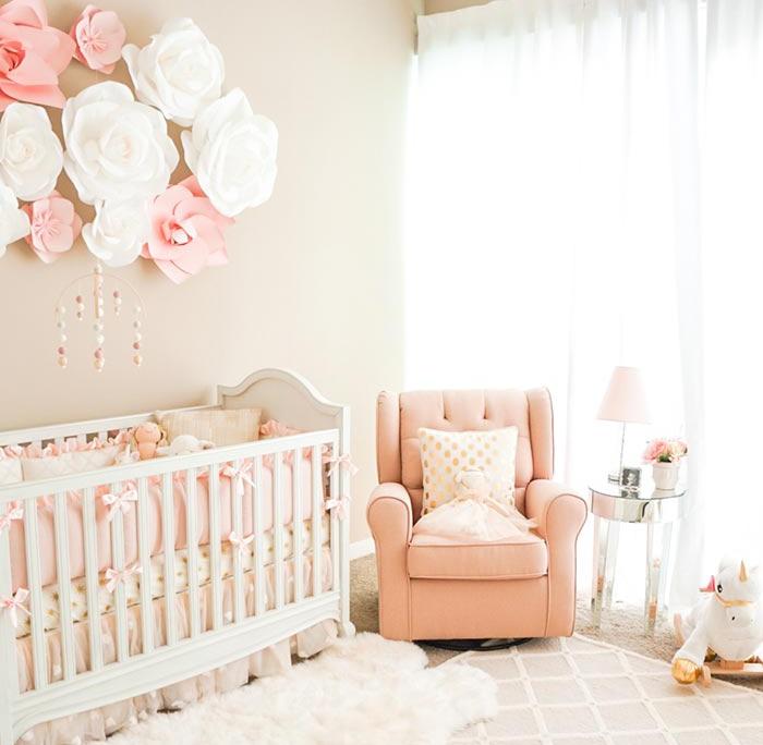 آینده نگر بودن و توجه به جزئیات در طراحی اتاق خواب دختران از تولد تا نوجوانی