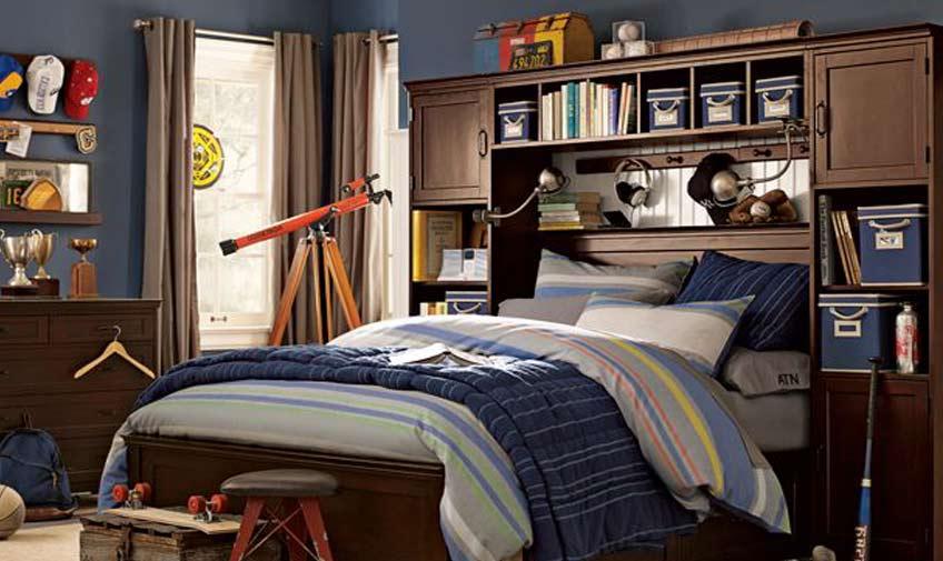 home design.53 - دکوراسیون اتاق خواب نوجوانان