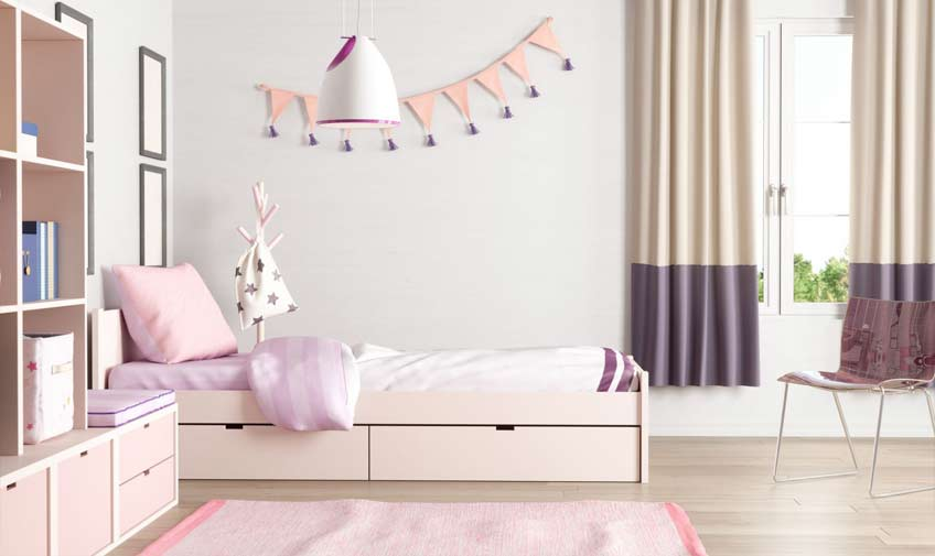 home design.55 - دکوراسیون اتاق خواب نوجوانان