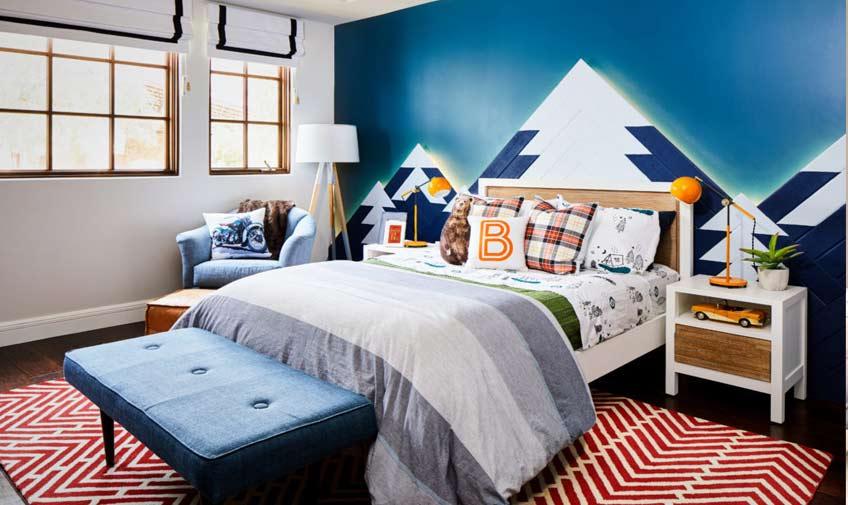 home design.59 - دکوراسیون اتاق خواب نوجوانان
