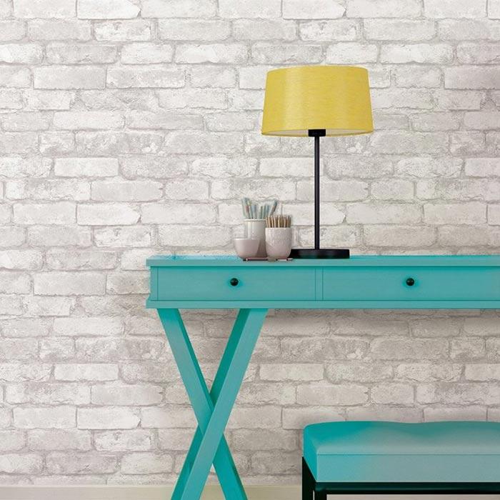 wallpaer inerior design 25 - انواع كاغذ ديواری در دكوراسيون داخلی