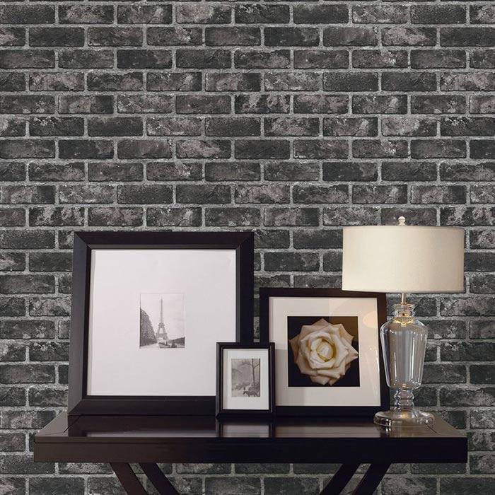 wallpaer inerior design 36 - انواع كاغذ ديواری در دكوراسيون داخلی
