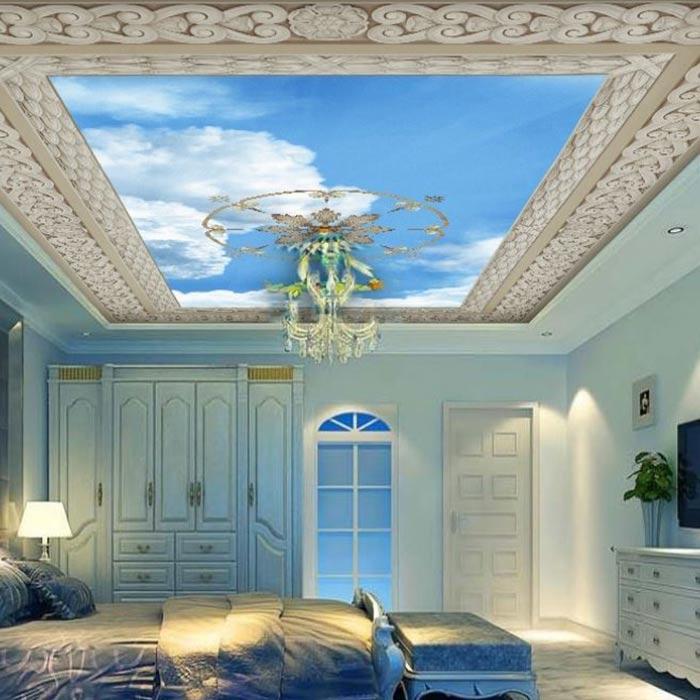 wallpaer inerior design 46 - انواع كاغذ ديواری در دكوراسيون داخلی