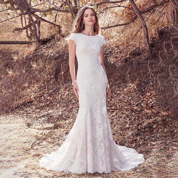 wedding dress 10 - لباس عروس