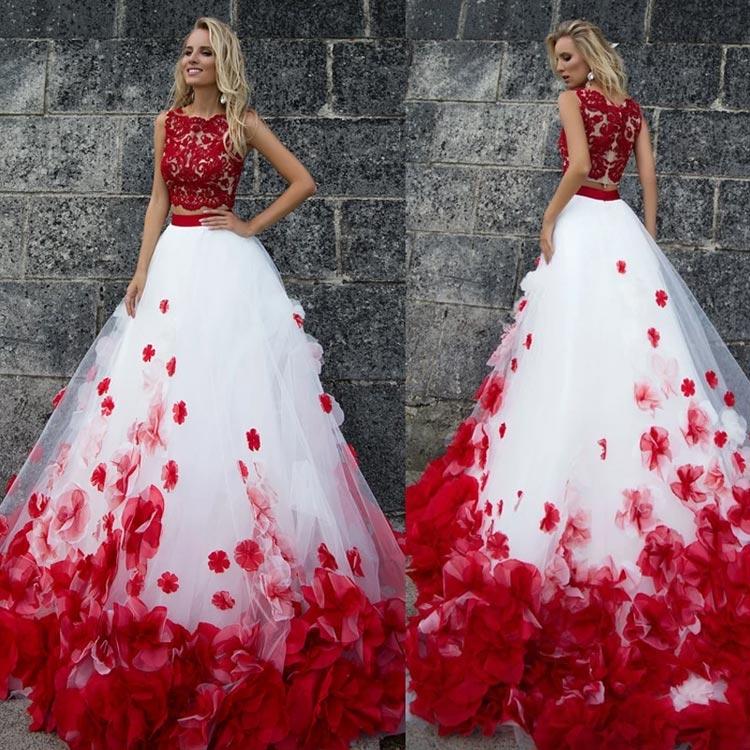 wedding dress 13 - لباس عروس