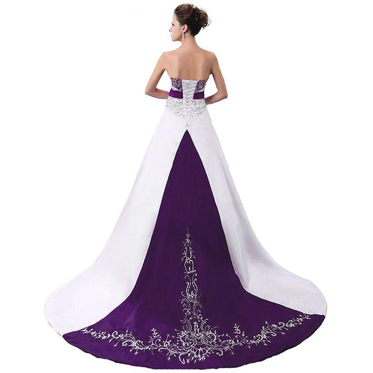 wedding dress 14 - لباس عروس
