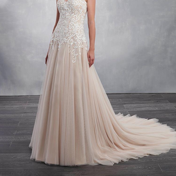 wedding dress 17 - لباس عروس
