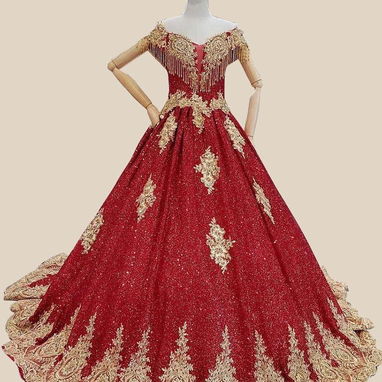 wedding dress 18 - لباس عروس