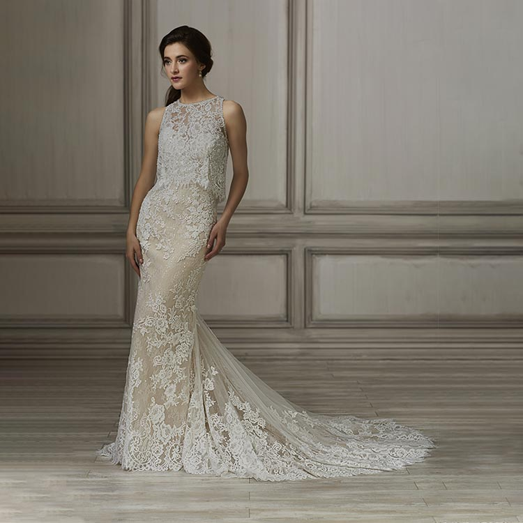 wedding dress 20 - لباس عروس