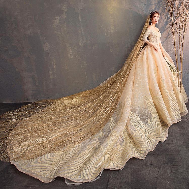 wedding dress 26 - لباس عروس