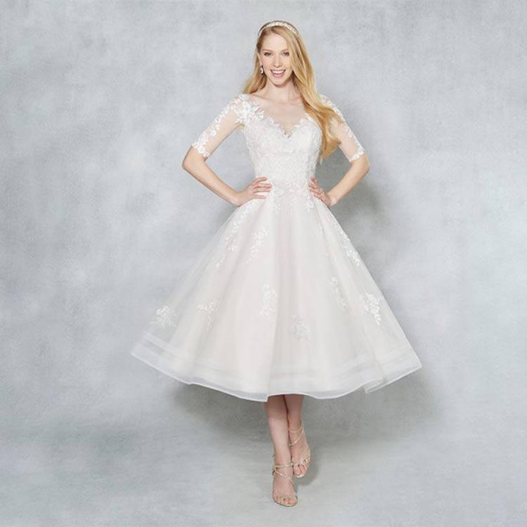 wedding dress 3 - لباس عروس