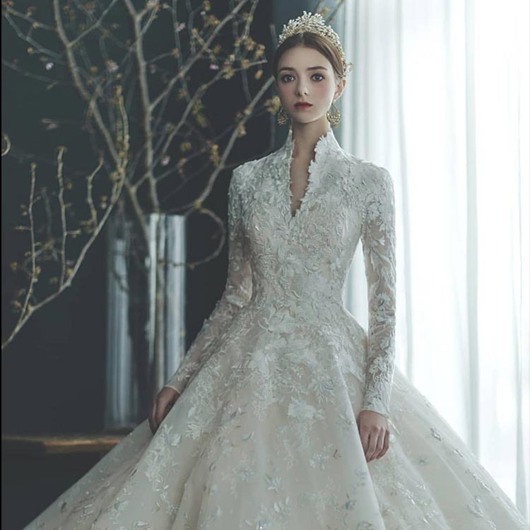 wedding dress 31 - لباس عروس