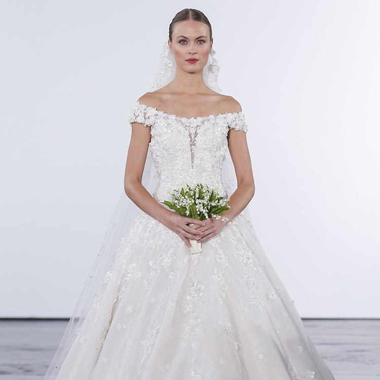 wedding dress 34 - لباس عروس