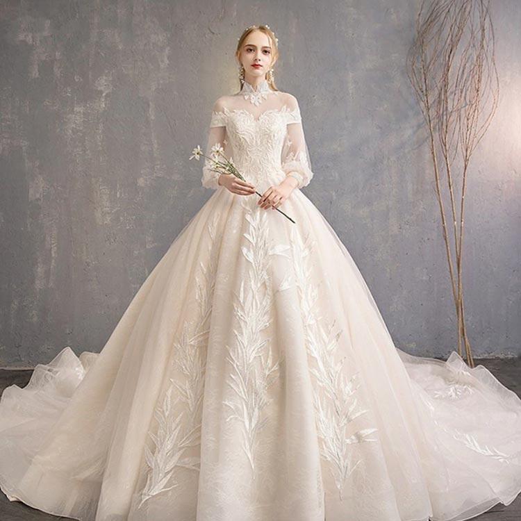 wedding dress 35 - لباس عروس