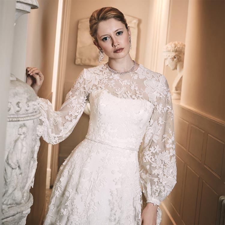 wedding dress 36 - لباس عروس