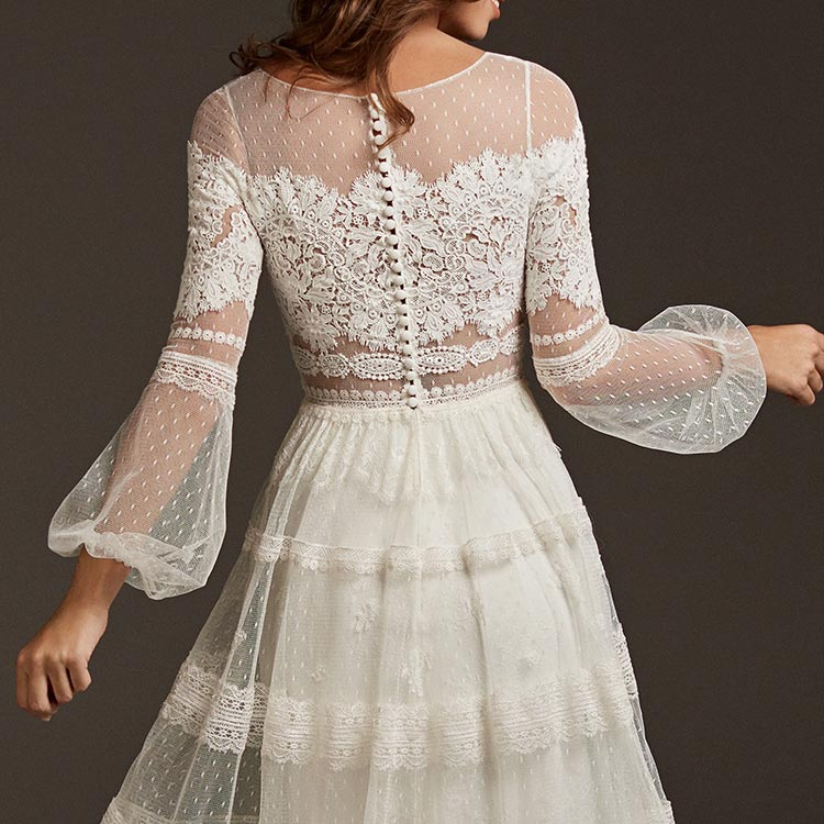 wedding dress 37 - لباس عروس