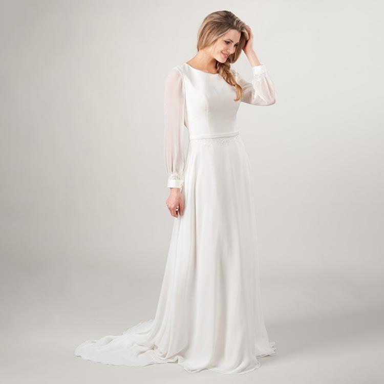 wedding dress 38 - لباس عروس
