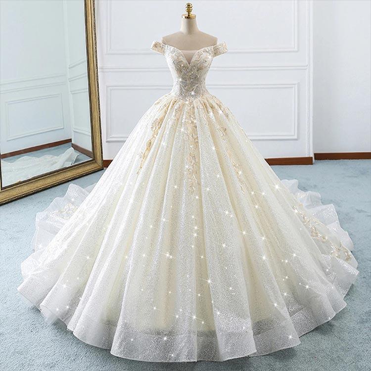wedding dress 41 - لباس عروس