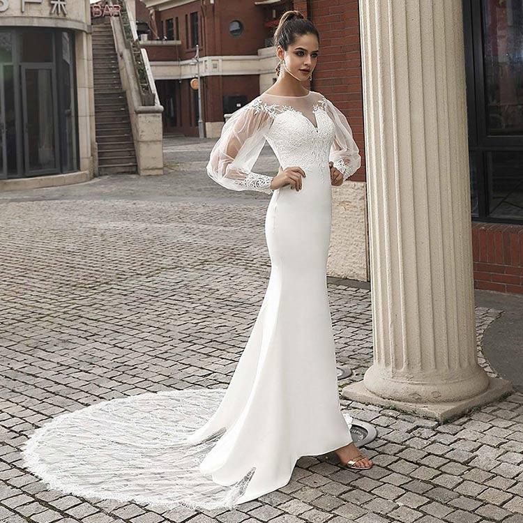 wedding dress 43 - لباس عروس