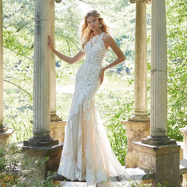 wedding dress 44 - لباس عروس