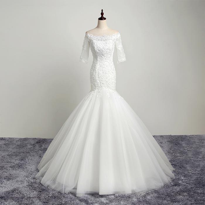 wedding dress 45 - لباس عروس