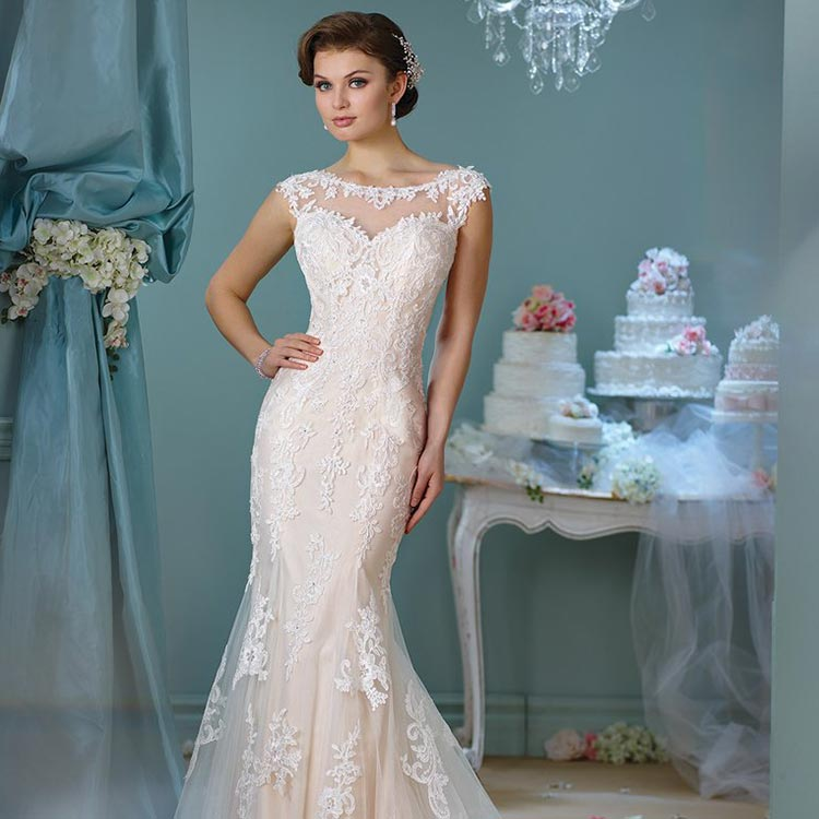 wedding dress 46 - لباس عروس