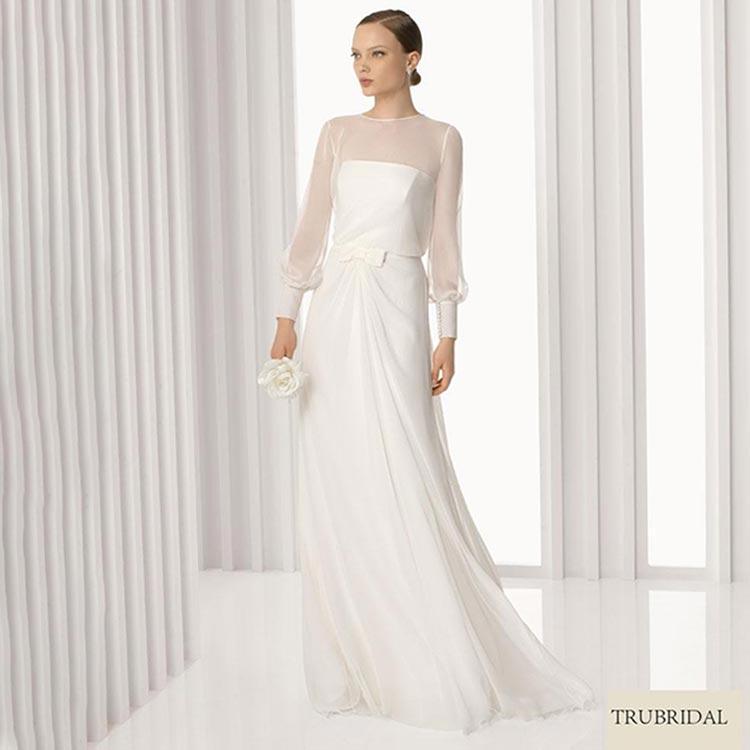 wedding dress 47 - لباس عروس
