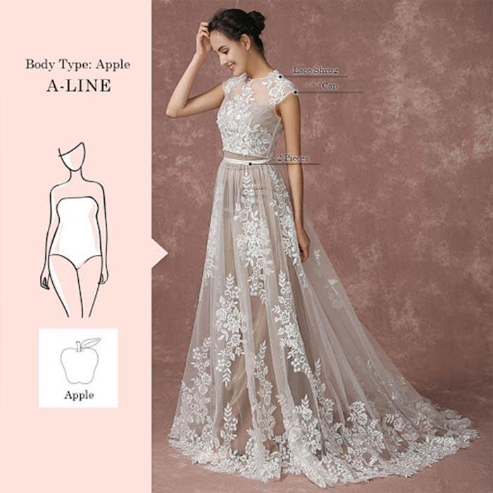 wedding dress 51 - لباس عروس