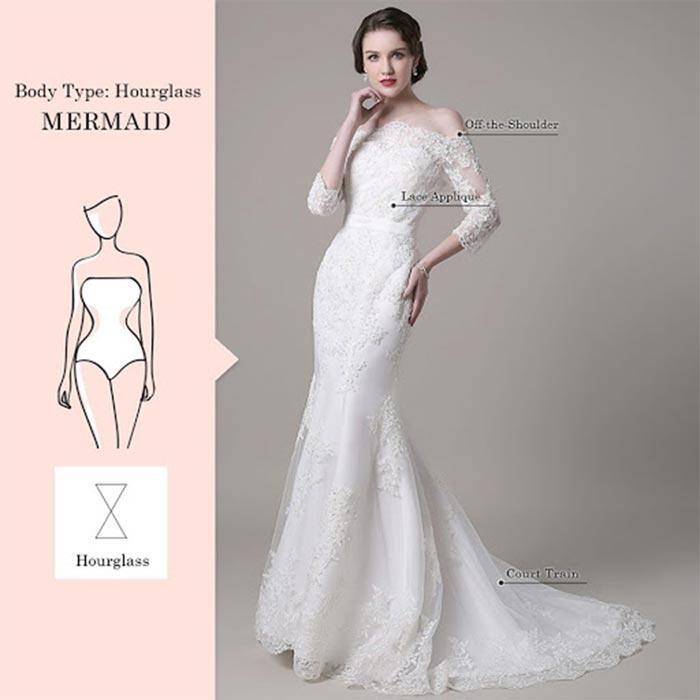wedding dress 53 - لباس عروس